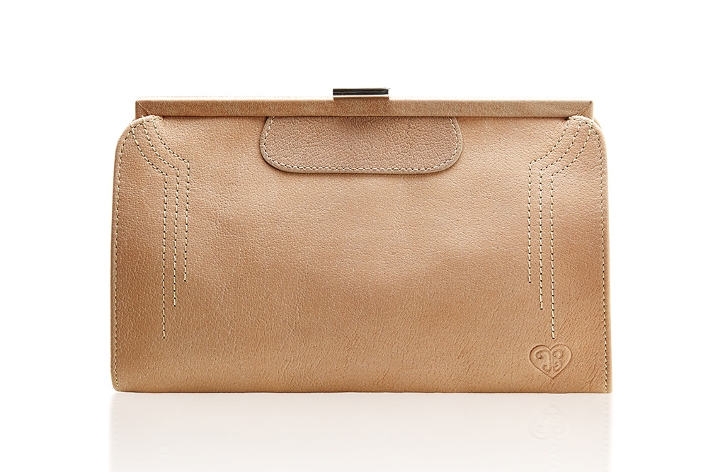 Contessa Purse - Antique Tan