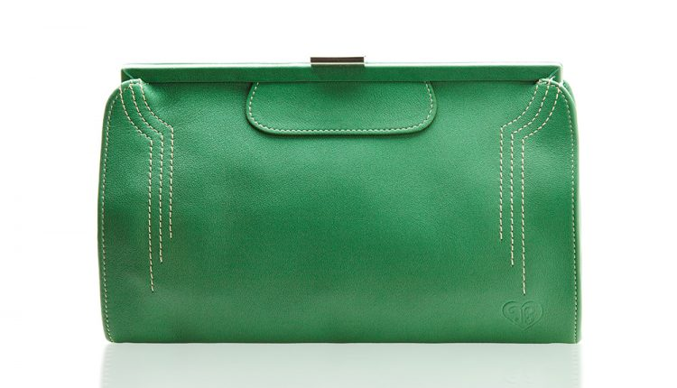 Contessa Purse - Forest Green