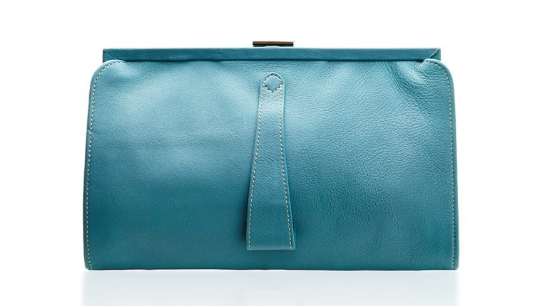 Contessa Purse - Sky Blue
